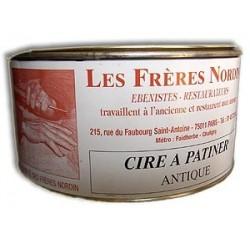 CIRE A PATINER ANTIQUE 500 ml des Frères NORDIN