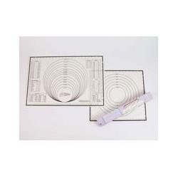 Tapis silicone 42 cm PATISSE