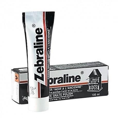 ZEBRALINE PATE TUBE NOIRE 100ML