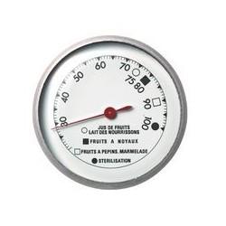 Thermométre à cadran pour stérilisateur GUILLOUARD