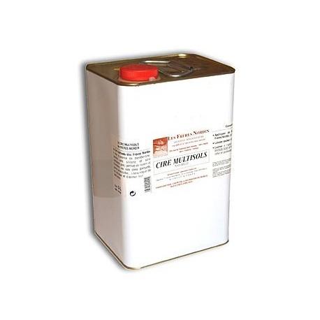droguerie lafanechere droguiste depuis 1931 cire multisols naturelle 5 l des fr res nordin. Black Bedroom Furniture Sets. Home Design Ideas