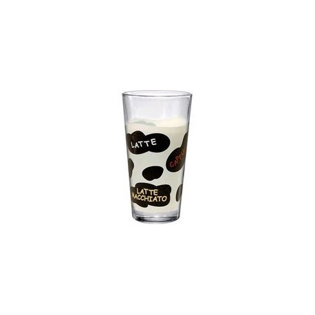 Verre 'milk & coffee' BORMIOLI ROCCO