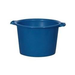 Baquet rond 30 L bleu ALUMINIUM ET PLASTIQUE