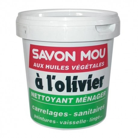 SAVON MOU A L'OLIVIER X4