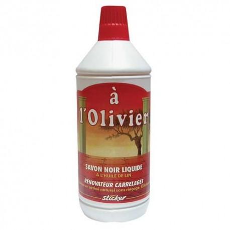 droguerie en ligne lafanechere stearinerie de nimes savon noir a l 39 olivier 1l. Black Bedroom Furniture Sets. Home Design Ideas