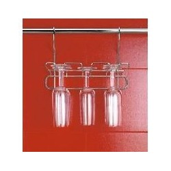 Porte verres 'Lonardo' METALTEX - SOREPRO