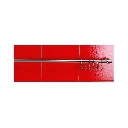 Tringle 58 cm avec crochets 'Lonardo' METALTEX - SOREPRO