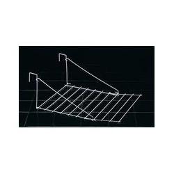 Séchoir dépliable pour balcon METALTEX - SOREPRO