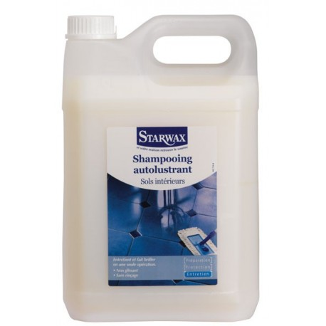 SHAMPOOING AUTOLUSTRANT 5 LITRES STARWAX