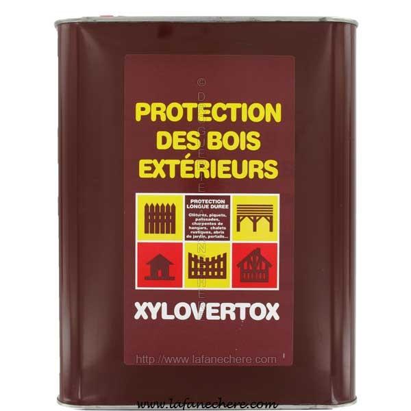 Xylovert Protection Des Bois Extérieurs