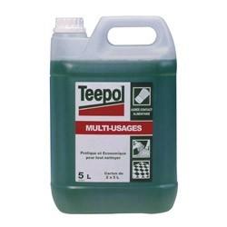 Teepol 5L nettoyant multi usages