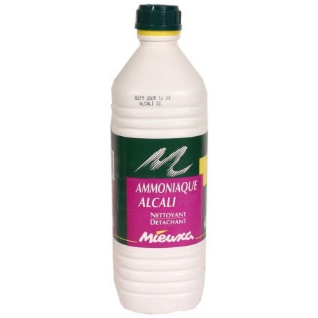 Ammoniaque Alcali 13% 1L