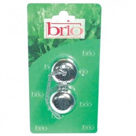BOULE A THE INOX BLISTER        000175