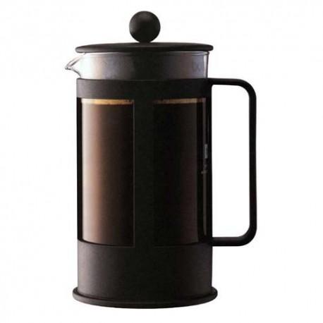CAFETIERE KENYA BODUM 8T.1 L  NOIRE