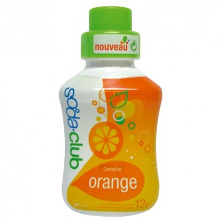 SIROP CONCENTRE 500ML ORANGE SODA CLUB