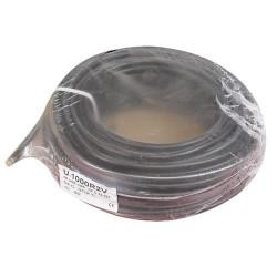Cable rig.r2v 3g2.5 50m noir cour.