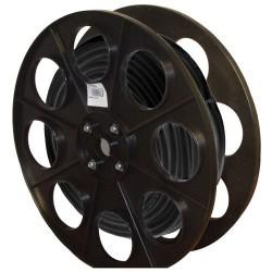 Cable rig.r2v 3g6 noir 1/2 touret50m