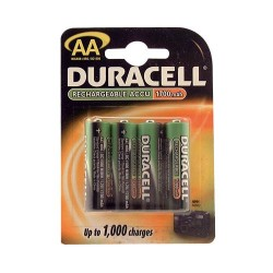 Accus hr06 1700 mah bl4 duracell