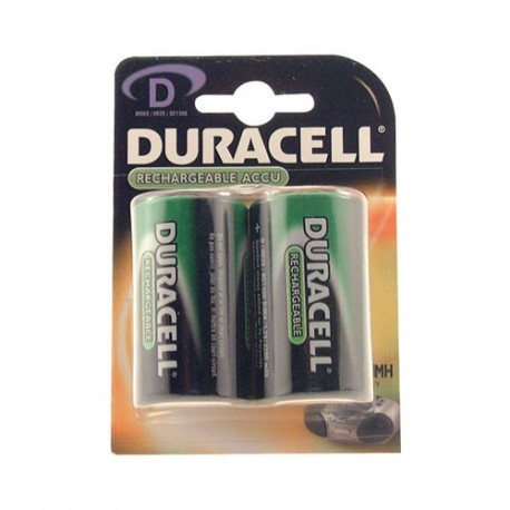 Accus hr20 d rechargeable duracell bl