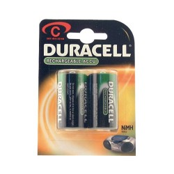 Accus hr14 c rechargeable duracell bl