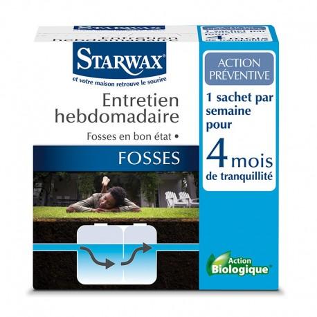 ENTRETIEN HEBDO FOSSES 4 MOIS STARWAX
