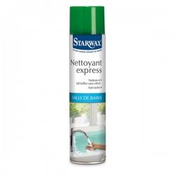 NETTOYANT EXPRESS SALLES DE BAINS AEROSOL 600ML STARWAX