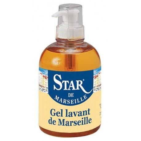 GEL LAVANT DE MARSEILLE MAINS RECHARGE 300ML