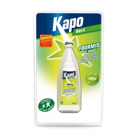 droguerie en ligne lafanechere tube anti fourmi 100 naturel 20 g kapo. Black Bedroom Furniture Sets. Home Design Ideas