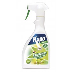 PULVERISATEUR INSECTES RAMPANTS 100 % NATUREL 500 ML KAPO