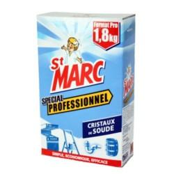 ST MARC CRISTAUX DE SOUDE 1.400KG