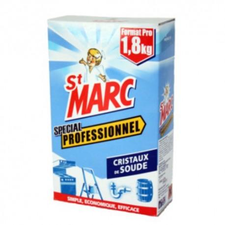 ST MARC CRISTAUX DE SOUDE PRO 1.8KG