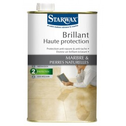 BRILLANT HAUTE PROTECTION MARBRES ET PIERRES NATURELLES 1l