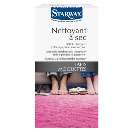 NETTOYANT A SEC TAPIS MOQUETTES 500 GR