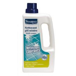NETTOYANT MULTI-USAGES PH NEUTRE 1 L