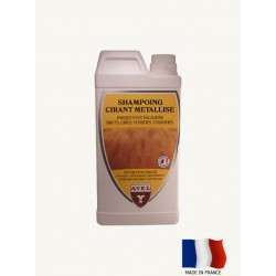 SHAMPOING CIRANT METALLISE PARQUET AVEL INCOLORE 5L