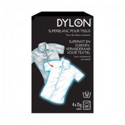 SUPER BLANC TRIPLE ACTION DYLON 4X25 G
