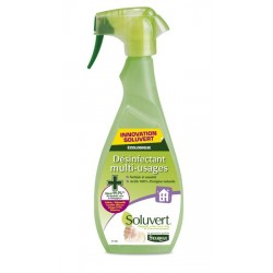 DESINFECTANT MULTI-SURFACES 500ML SOLUVERT