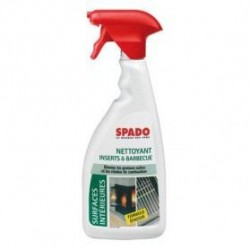 NETTOYANT INSERTS ET BARBECUE 500ML SPADO