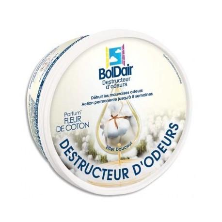 BOLDAIR GEL DESTRUCTEUR D'ODEURS FLEUR D'ORANGER 300G SPADO