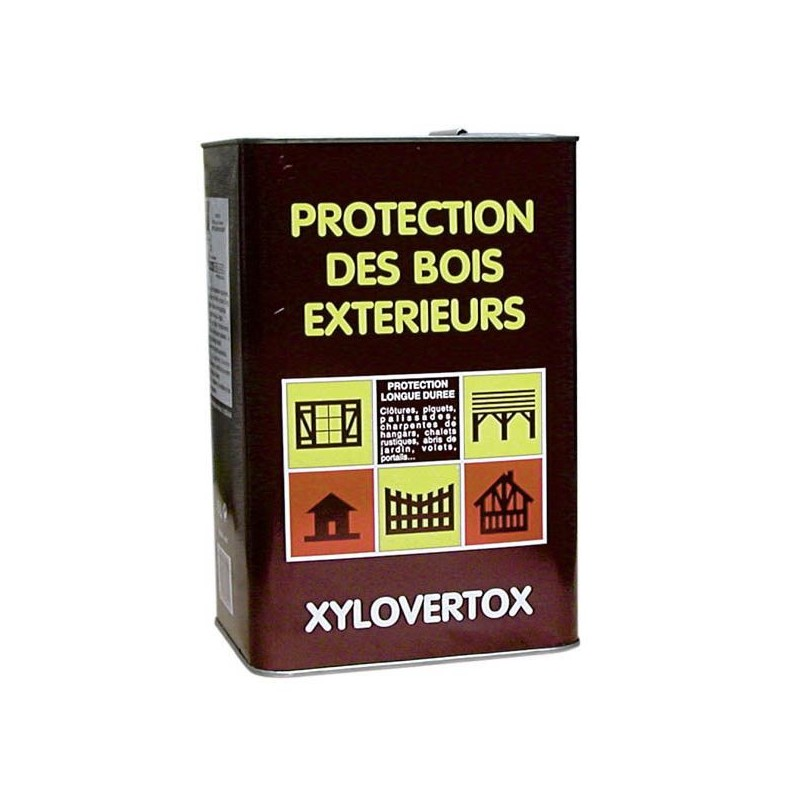 Exceptional XYLOVERTOX 5L