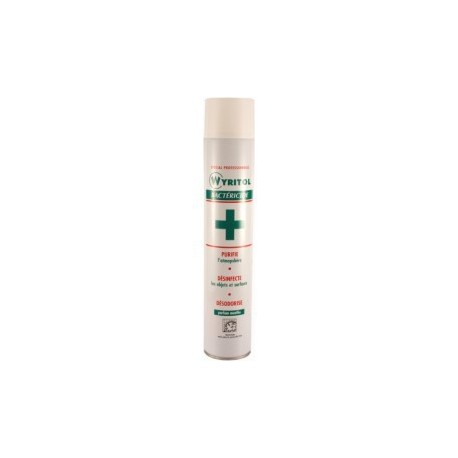 BACTERICIDE MENTHE WYRITOL AEROSOL 400ML