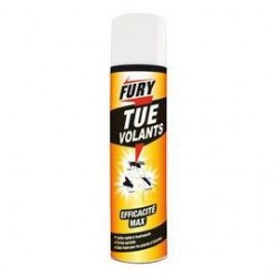TOUS VOLANTS AEROSOL 400ML FURY
