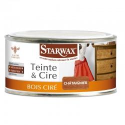 TEINTE & CIRE PATE MERISIER 375ML STARWAX