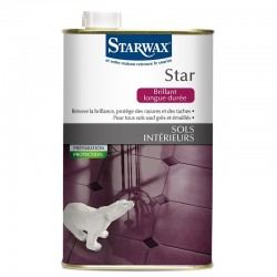 PROTECTION EMBELLISSANTE STAR SATINEE 1 L STARWAX