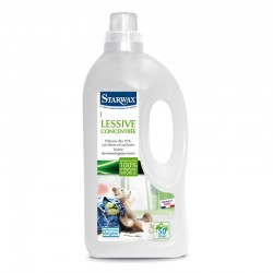 LESSIVE CONCENTREE SOLUVERT 1.5L