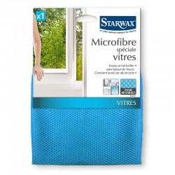 LAVETTE MICROFIBRE VITRES