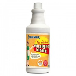 VINAIGRE BLANC ORANGE 1L STARWAX THE FABULOUS