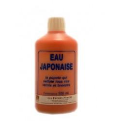 """EAU JAPONAISE 500ML """"Les Frères Nordin"""""""
