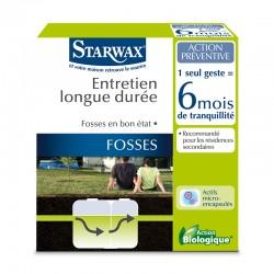 ENTRETIEN LONGUE DUREE 6 MOIS FOSSES STARWAX