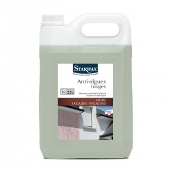 ANTI-ALGUE ROUGE STARWAX 5L